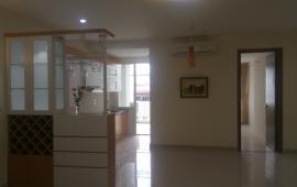 Cho thuê căn hộ chung cư MIPEC 229 Tây Sơn 123m2 thiết kế 3 phòng ngủ, đồ cơ bản giá 12tr/th