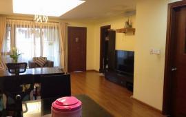 Cho thuê căn hộ chung cư Trung Hòa Nhân Chính, 17T1, 120m2, 2 phòng ngủ, đủ đồ, 12 triệu/tháng