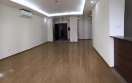 Cho thuê CHCC MIPEC Tower 229 Tây Sơn, DT 132m2, 3PN, đồ cơ bản, tầng 16 căn góc, giá 13tr/tháng