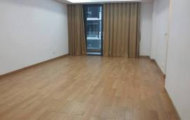 Cho thuê căn hộ chung cư Mipec Tower – 229 Tây Sơn, 132m, căn góc, 3 ngủ, k đồ, 14 triệu/ tháng
