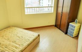 0989.848.332, cho thuê CHCC số 2 Hoàng Cầu 80m2, 2 phòng ngủ, 2 vệ sinh, full đồ, giá 10.5tr/tháng