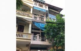 Cho thuê nhà riêng 4 tầng khu phân lô Đền Lừ Dt34m2 giá 9tr/tháng 9.000.000 ₫
