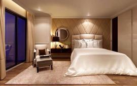 Cho thuê căn hộ chung cư Mipec Towers 85m2, 2 ngủ, 2WC full nội thất giá 13tr/th