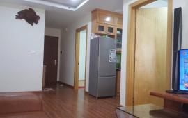 Cho thuê căn hộ 110 Trần Phú, DT 80m2, nhà mới, có đồ, giá 9tr/th. LH: 0962486598