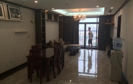 Chính chủ cho thuê chung cư Platinum, DT: 110m2, giá 20tr/th, TK: 2PN, đủ dồ đẹp
