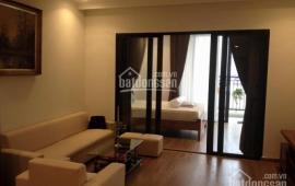 Cho thuê CHCC Dolphin Plaza Trần Bình, DT 75m2, 1 pn, đủ đồ, giá 13 tr/tháng
