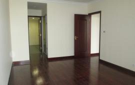 Cho thuê căn hộ DT: 161m2, 3 ngủ, nội thất cơ bản, Ngọc Khánh Plaza