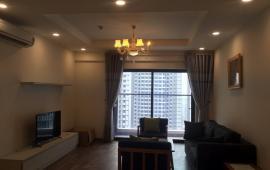 Cho thuê căn hộ chung cư Goldmark City 136 Hồ Tùng Mậu,  3 pn, nội thất đẹp, 14 triệu/tháng. LH 01666349585