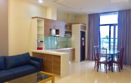 Cần cho thuê gấp căn hộ tại Tràng An Complex, tầng 21, DT 97m2, 2 PN, đầy đủ đồ, giá 15tr/tháng