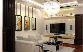 Cho thuê chung cư 17T5 Hoàng Đạo Thúy, Trung Hòa Nhân Chính 160m2, 3PN, đủ đồ 15 tr/th