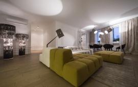 Cho thuê gấp chung cư Hapulico, 85m2, 2PN, view đẹp đầy đủ đồ hoặc đồ 11 tr/tháng