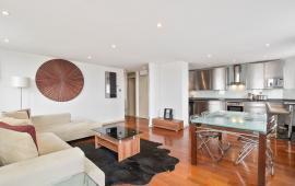 Cho thuê căn hộ chung cư Thăng Long Number One, DT 116m2, 3 PN, giá 18tr/th