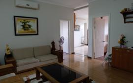 Cho thuê căn hộ chung cư toà CT2 Nàng Hương 583 Nguyễn Trãi căn Dt130m dull nội thấy giá 11tr