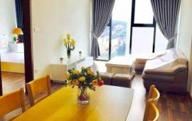 Cho thuê CHCC Ruby 2, Gold Mark City 136 Hồ Tùng Mậu, 74m2, 2 ngủ, đủ đồ, 11 triệu/tháng