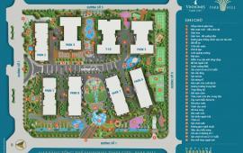 Bán căn hộ số 16 tòa Park 5, diện tích 113m2, hướng Đông, Dự án Vinhomes Times City