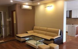 Cho thuê căn hộ tại tòa M5 Nguyễn Chí Thanh, Đống Đa. DT 150m2, 3PN, đủ đồ đẹp, giá: 15 tr/tháng