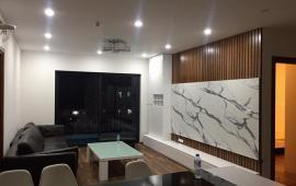 Căn hộ 3 phòng ngủ, nội thất cao cấp cho thuê tại chung cư Goldmark City, gần Mỹ Đình