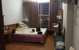 Cho thuê căn hộ chung cư tầng 19 Sakura Tower 47 Vũ Trọng Phụng, DT 80m2, 2PN đủ đồ, 10 tr/tháng