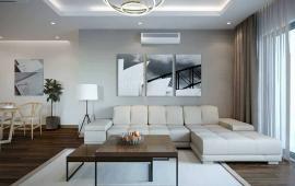 Cho thuê CHCC 57 Láng Hạ, tầng 19, 122m2, 2 phòng ngủ, nội thất đẹp, nhìn hồ, 15 triệu/tháng