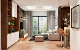 Cho thuê chung cư Sun Square, 120m2, 03 phòng ngủ, full nội thất. Giá 15 tr/th