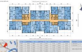 Chính chủ cần bán gấp căn hộ 2 ngủ tòa C Vinaconex 2, Kim Văn Kim Lũ, dt: 59,2m2, thiết kế 2 ngủ, 2 vệ sinh, tầng 25, nhận nhà ở luôn.