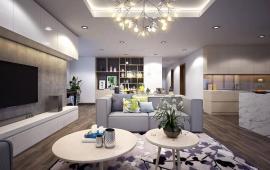 Cho thuê CHCC tại Goldmark City, tầng 22, 80m2, 2 phòng ngủ, nội thất đầy đủ, giá 12tr/th