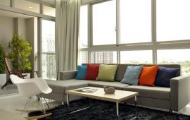 Cho thuê CHCC căn góc, tầng 22, 138m2, 3 PN đều sáng, nội thất đẹp, 19 triệu/tháng