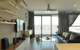 CHCC N04 Hoàng Đạo Thúy, căn góc tòa B tầng 18, 135m2, 3 PN đủ nội thất 18 triệu/tháng