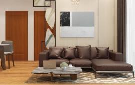 Căn hộ chung cư Golden Land tầng 21, 145m2, 3phòng ngủ, nội thất đẹp, 16 triệu/tháng