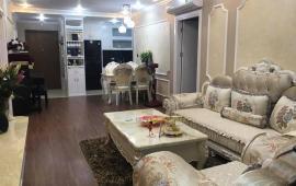 Cho thuê căn hộ Ruby 3, Goldmark City, tầng 26, 129m2, 3PN, nội thất đẹp, 16 triệu/th