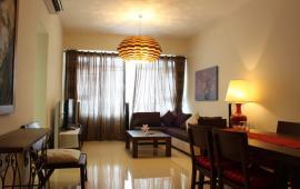 Cho thuê CH chung cư Hà Nội Center Point, tầng 19, 91m2, 3PN, vừa làm xong nội thất