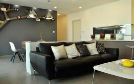 Cho thuê căn hộ chung cư Hà Nội Center Point, căn góc, tầng 20, 3PN, đủ nội thất