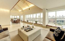Cho thuê căn hộ tại Dolphin Plaza, tầng 10 tháp 1, 198m2, 3 ngủ, đủ đồ, 19 triệu/tháng