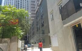 Cho thuê căn hộ chung cư 60B Nguyễn Huy Tưởng 70m2, đồ nội thất cơ bản, giá 10tr/tháng