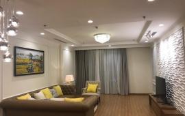 Cho thuê căn hộ chung cư Vinhomes – 56 Nguyễn Chí Thanh, 86m, 2 ngủ, đủ đồ, view hồ, 24 tr/ th