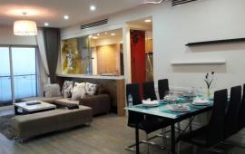 Cho thuê căn hộ chung cư Hòa Bình Green City đủ đồ giá 11tr/tháng, LH Toản 016 3339 8686