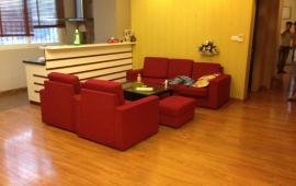 Cho thuê căn hộ chung cư Eco Life Tây Hồ dt 112m2, 3 ngủ, full đồ giá 11tr/th. Lh Bách: 0975170993