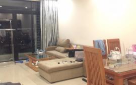 Cho thuê căn hộ chung cư Tân Hoàng Minh, Hoàng Cầu, 3PN, full, giá 20 triệu/tháng, 0974388360.