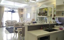 Cho thuê căn hộ chung cư Royal city, tòa R5, 136m2, 3 phòng ngủ, đủ đồ, 18 triệu/ tháng