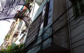 Nhà riêng Khu Văn Cao, 60m2 x 4 tầng, full đồ, 12 triệu
