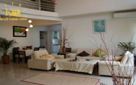 Cho thuê căn hộ chung cư Hòa Bình Green City, 2 phòng ngủ, 2WC, full đồ, giá 9tr/tháng