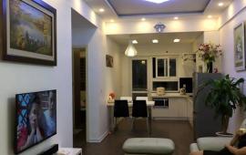 Cho thuê căn hộ 2515 chung cư Goldmark City, DT 94m2, 3 phòng ngủ, đủ đồ (căn góc)