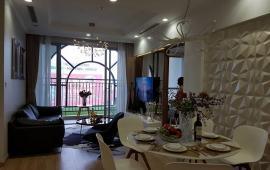 Cho thuê chung cư The Manor 120m2, 3 PN, đầy đủ đồ, giá thuê là 22 triệu/th