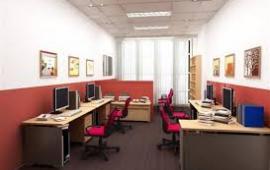cho thuê văn phòng 30m2 , 55m2 tại mặt phố Lý Nam Đế LH 01669118666