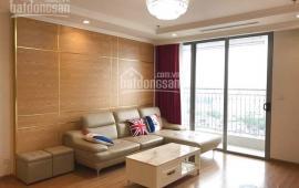 Gia đình chuyển chỗ ở cho thuê lại căn hộ ở Tràng An Complex, 02 phòng ngủ đầy đủ đồ 12 tr/th