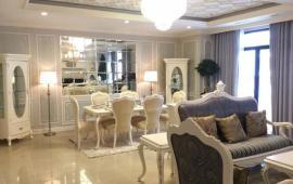 Cho thuê CH Hoàng Thành Tower, tầng 18, 128m2, 2 phòng ngủ, đủ nội thất, 30tr/tháng