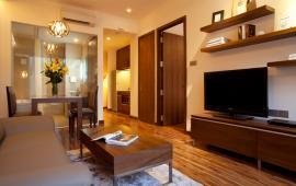 Cho thuê căn 2 phòng ngủ đủ nội thất ở 52 Lĩnh Nam, giá cả hợp lý
