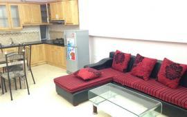 Cho thuê căn hộ đủ đồ tại mặt phố Cát Linh - An Trạch DT 90m2, 2 phòng khách, 1PN, giá 11.5tr/th