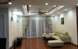 Cho thuê căn hộ chung cư C3 Tower Golden Palace Lê Văn Lương, 123m2, 3PN, full đồ, 0936388680