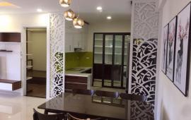 Cho thuê căn hộ chung cư Mỹ Đình Sông Đà, CT5, 110m2, 3 phòng ngủ, đủ đồ, 14 triệu/tháng